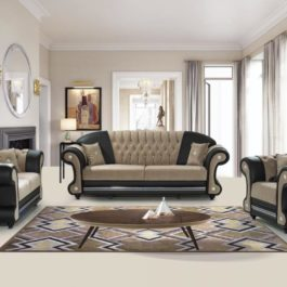Hünkar-3 Avangarde Sofa Set 3+2+1