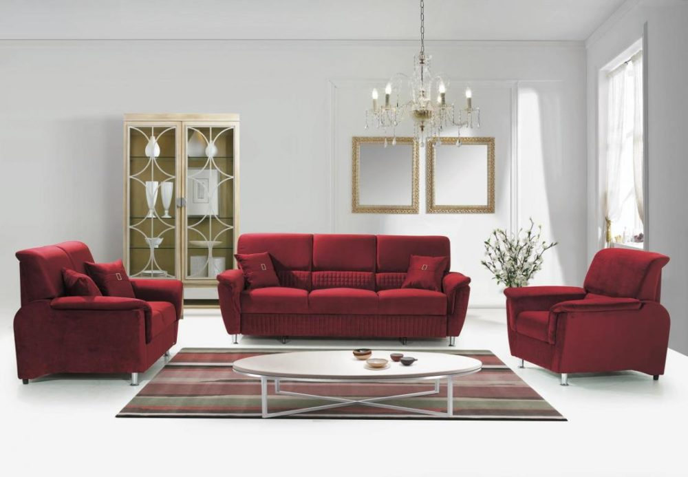 Ilgaz-1 Sofa Set 3+2+1