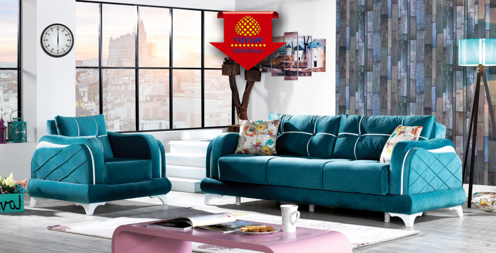 Madrid Avangarde Sofa Set
