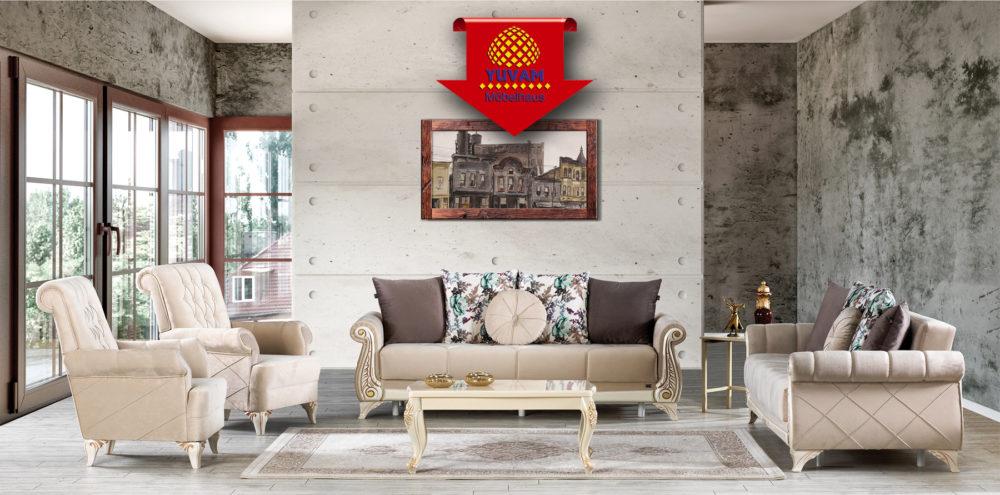 Melisa Avangarde Sofa Set