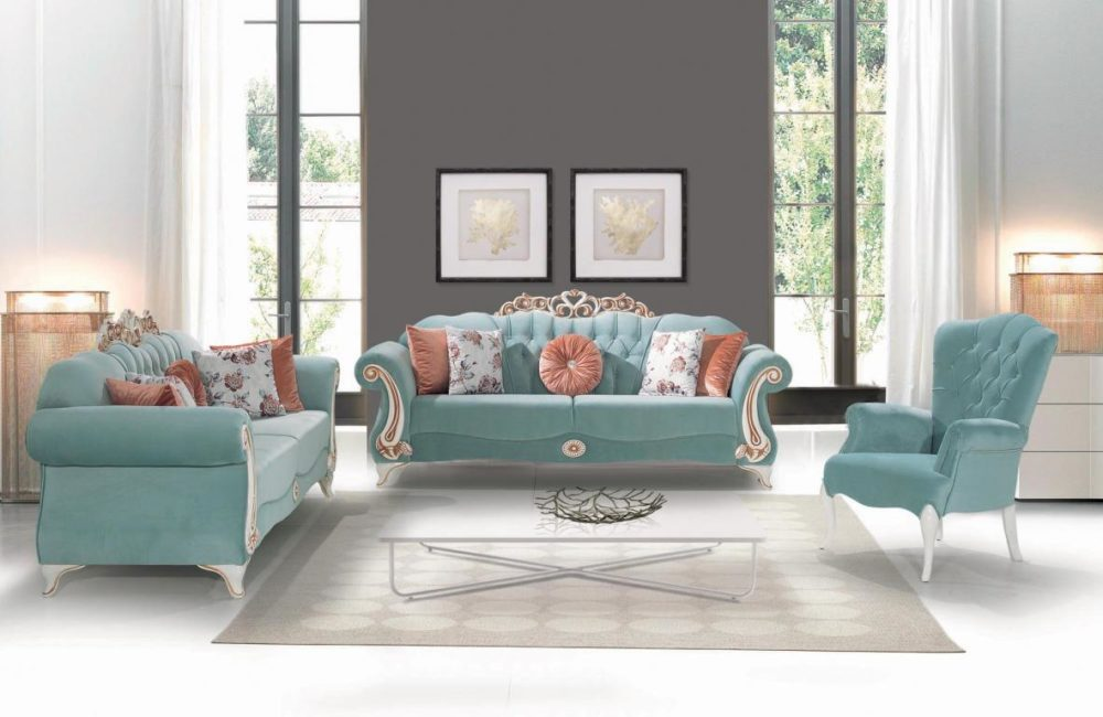 Pirlanta-2 Avangarde Sofa Set 3+2+1