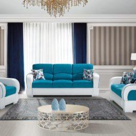Poyraz-4 Sofa Set 3+2+1
