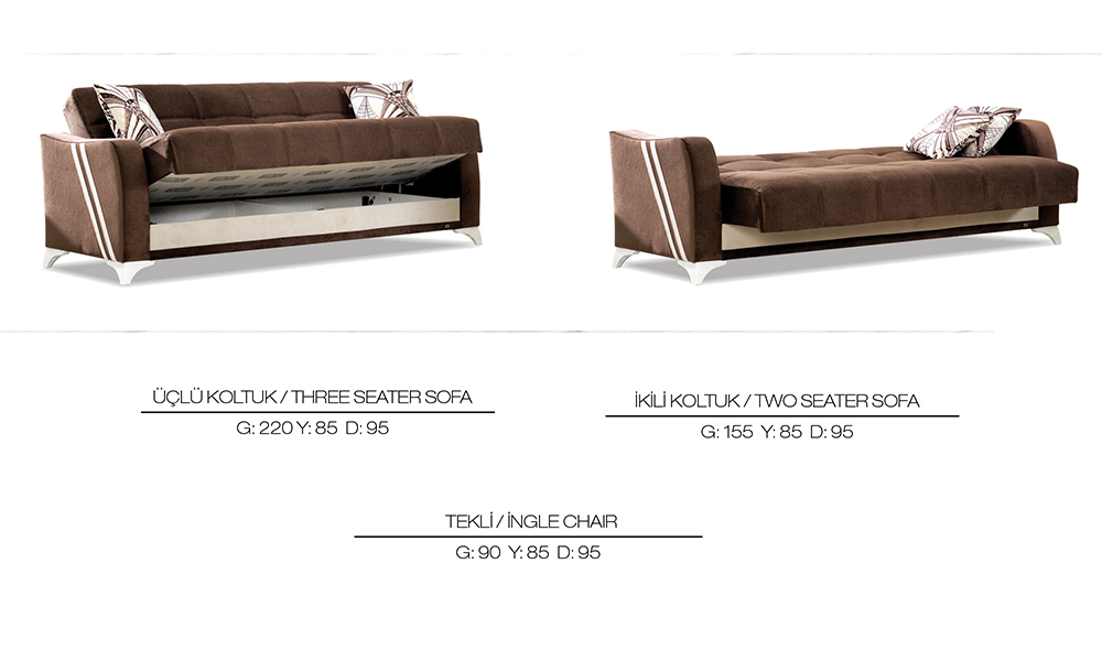 Sumatra Maxi Sofa Set 3 3 1 Yuvam M 246 Belhaus In Wuppertal
