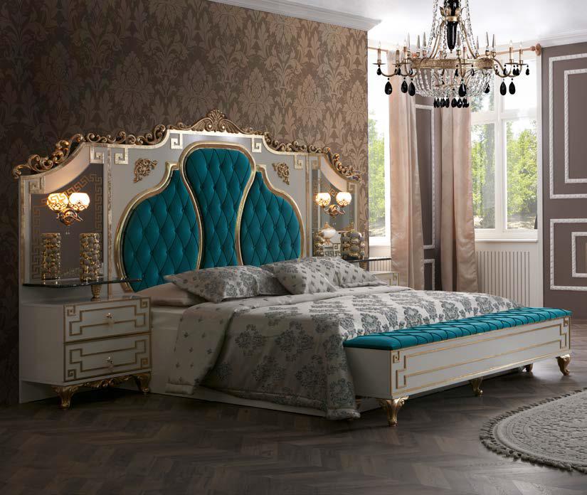 Versace Schlafzimmer Komplett