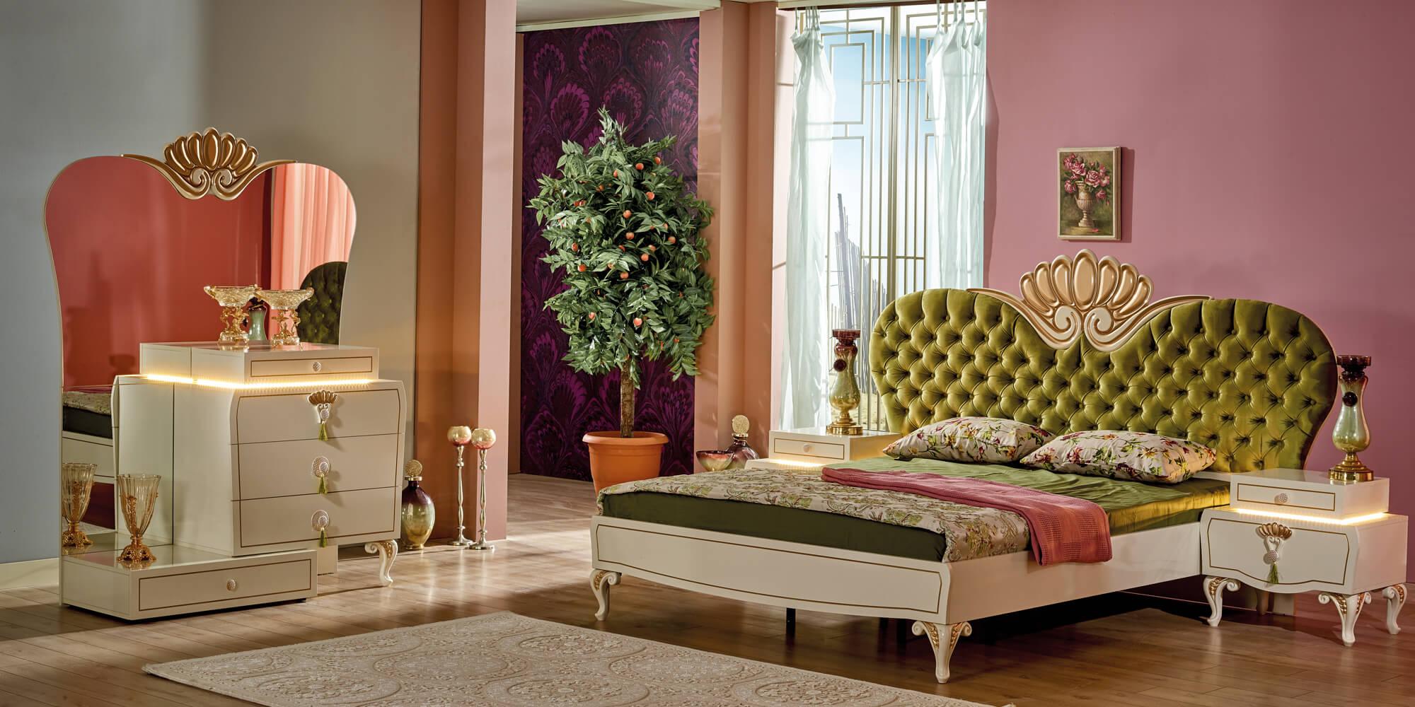 Best Schlafzimmer Komplett Set Contemporary - Farbideen fürs ...