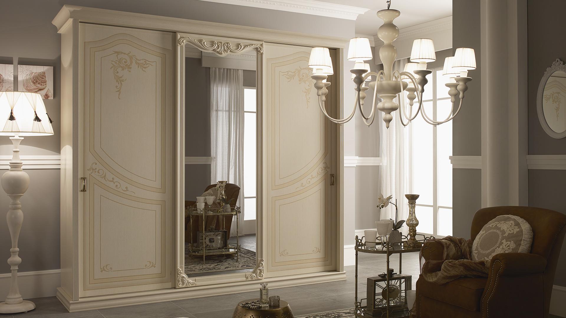 barocco 3 trg kleiderschrank yuvam m belhaus in wuppertal cilek offizieller h ndler in europa. Black Bedroom Furniture Sets. Home Design Ideas