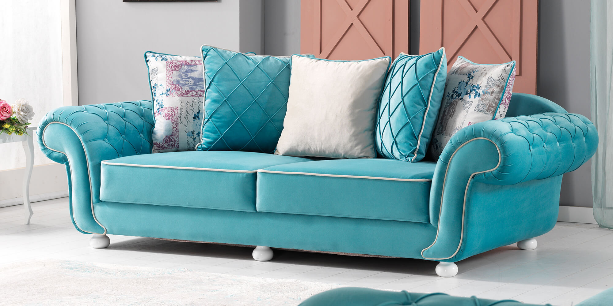 calikusu 3 2 1 sofa set yuvam m belhaus in wuppertal cilek offizieller h ndler in europa. Black Bedroom Furniture Sets. Home Design Ideas