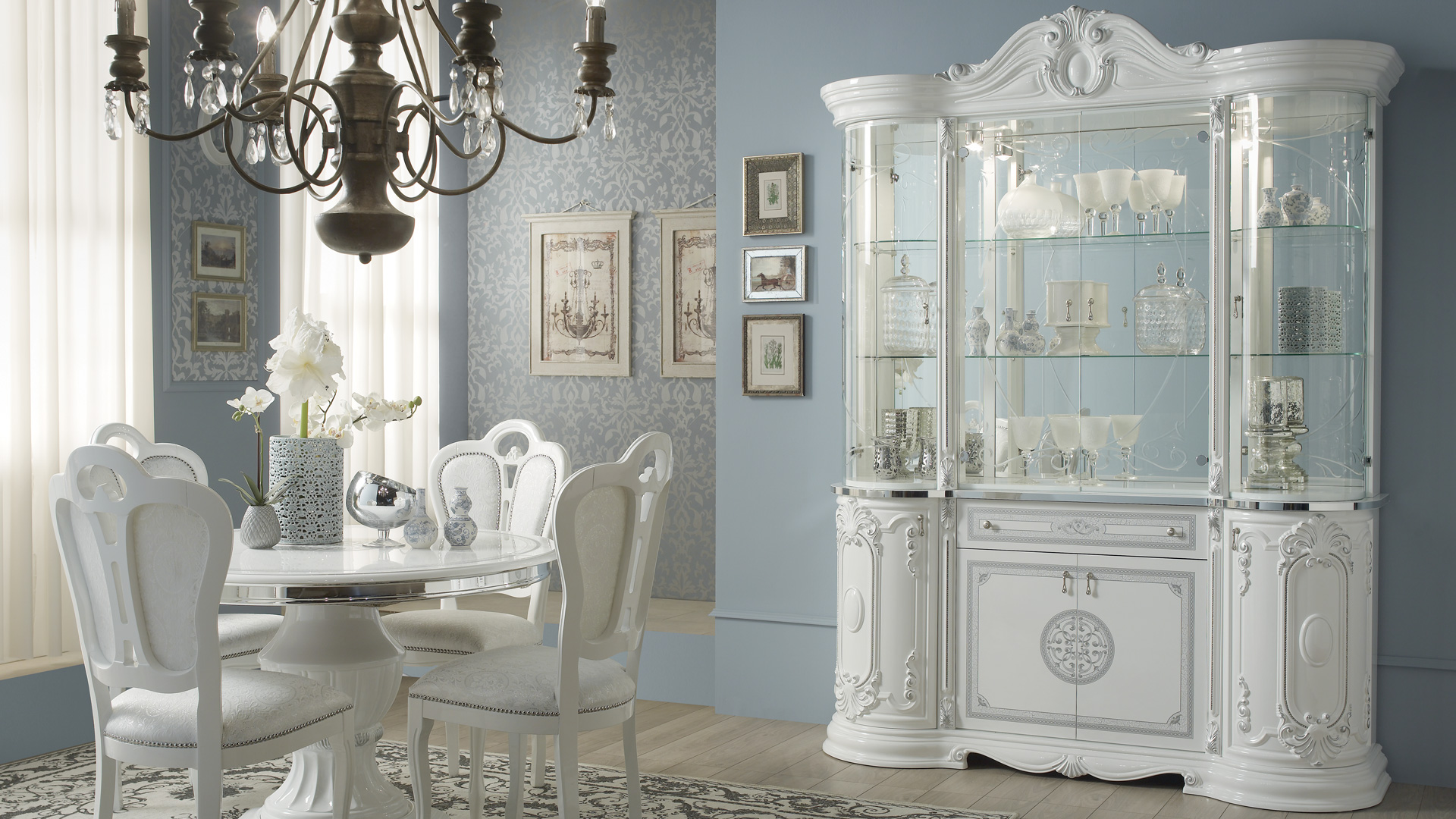 greta giorno klassische esszimmer yuvam m belhaus in wuppertal cilek offizieller h ndler in. Black Bedroom Furniture Sets. Home Design Ideas