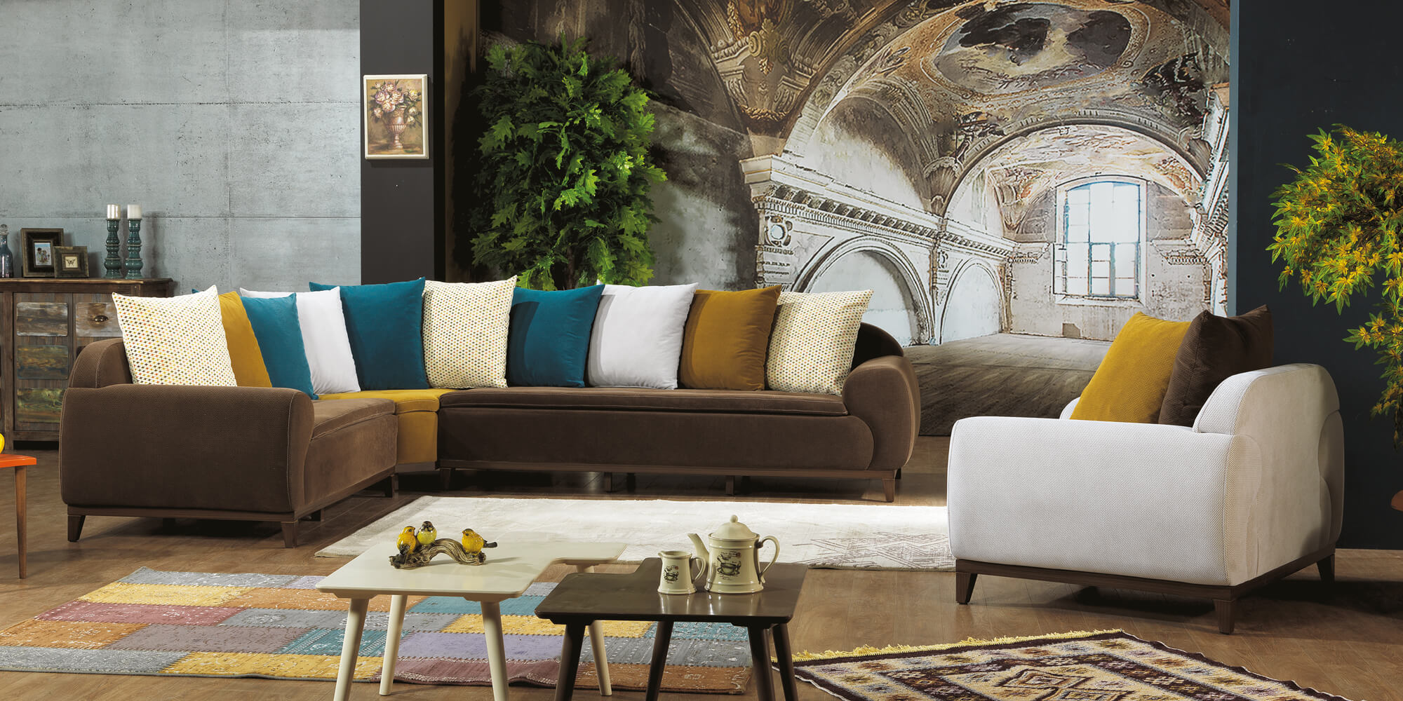 koza sitzecke yuvam m belhaus in wuppertal cilek offizieller h ndler in europa. Black Bedroom Furniture Sets. Home Design Ideas