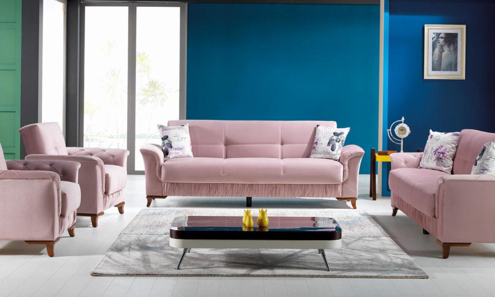 Kristal 3+2+1 Maxi Sofa Set – Yuvam Möbelhaus in Wuppertal | Cilek ...