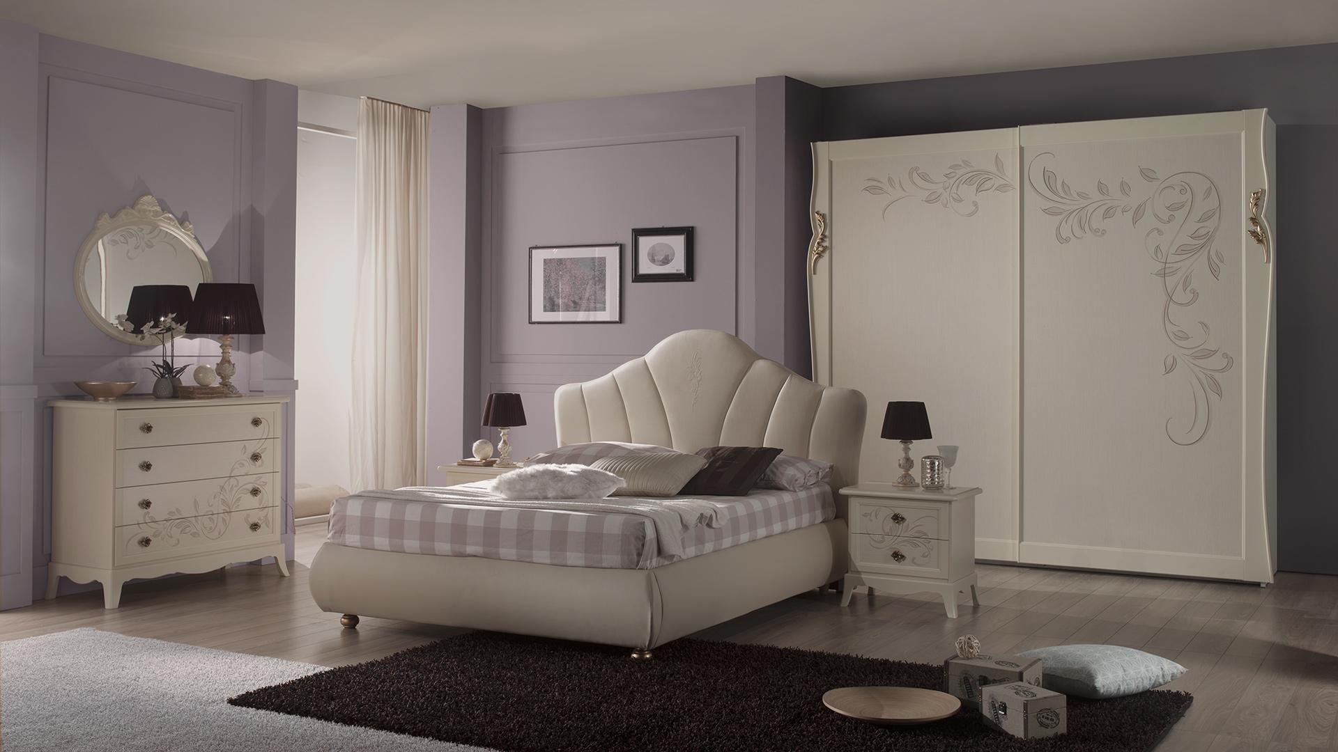 Perla mit 2-trg Schwebetürenschrank Schlafzimmer – Yuvam Möbelhaus ...