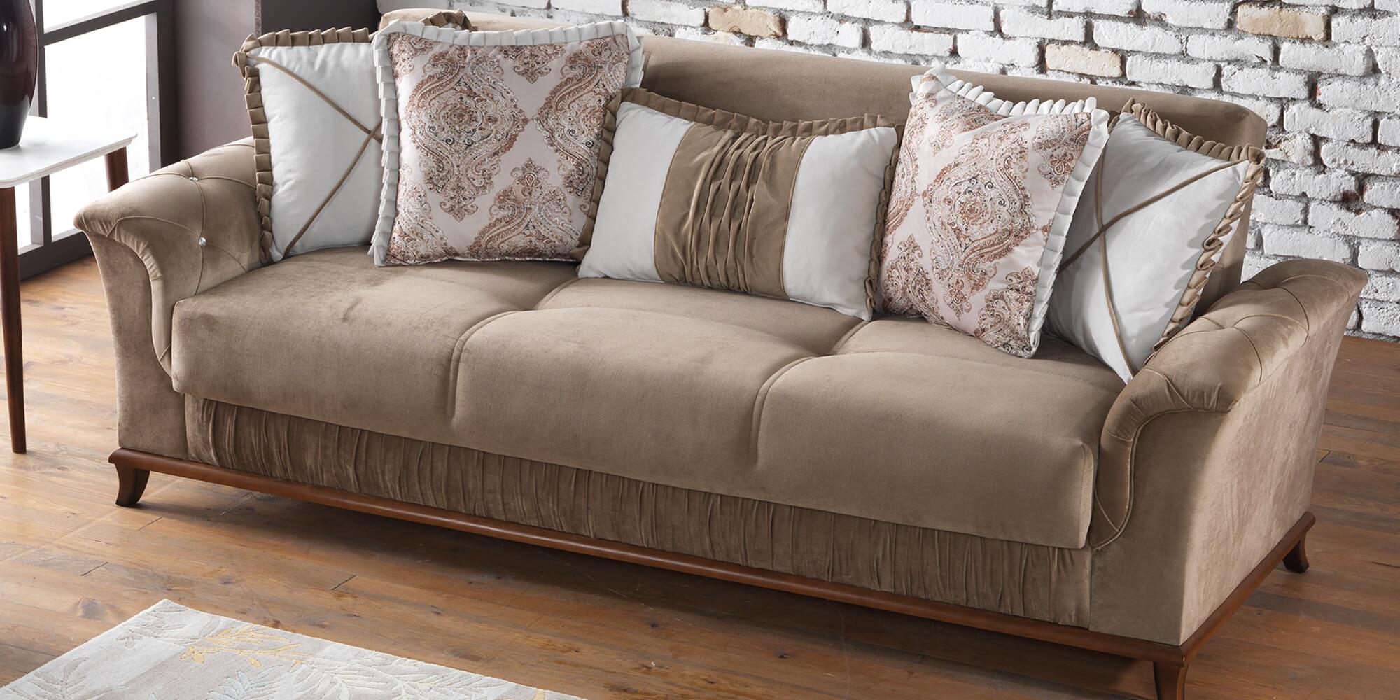 kristal 3 2 1 delux sofa set yuvam m belhaus in wuppertal cilek offizieller h ndler in europa. Black Bedroom Furniture Sets. Home Design Ideas