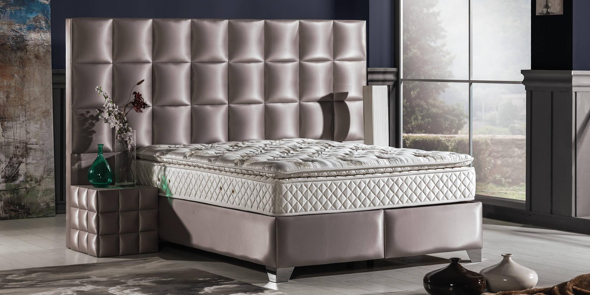 veyron base bettset boxspringbett yuvam m belhaus in wuppertal cilek offizieller h ndler. Black Bedroom Furniture Sets. Home Design Ideas