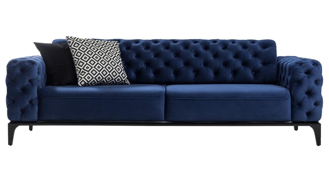 Floransa 3+2+1+1 Sofa-Set – Yuvam Möbelhaus in Wuppertal | Cilek ...
