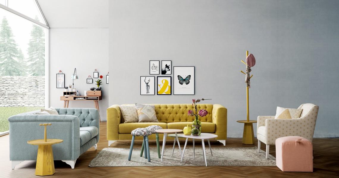 Florida 3 2 1 sofa set yuvam m belhaus in wuppertal - Turkische wohnzimmer gardinen ...