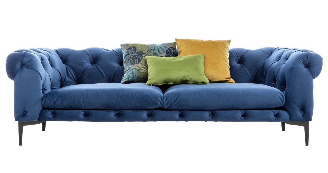 Porto 3+3+Puf Sofa-Set – Yuvam Möbelhaus in Wuppertal | Cilek ...