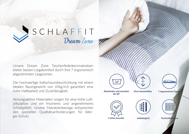 Schlaffit Matratzen